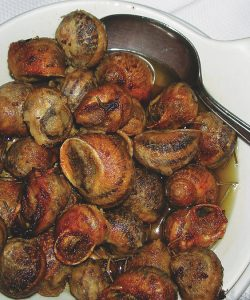 Healthy Food of Greece:  Cretan Kohli