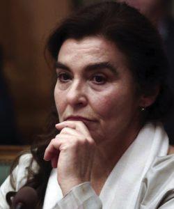 Lydia Koniordou, Minister of Culture