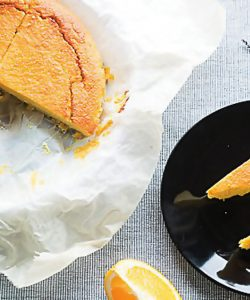 Healthy Whole Orange Cake