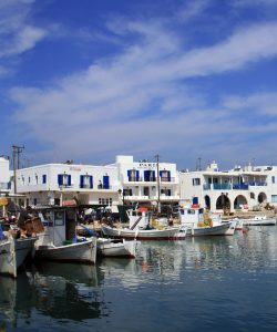 Antiparos – always a good idea