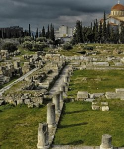 Kerameikos, Today & in Antiquity