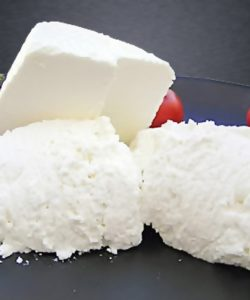 The unique foods of Greece and their health benefits – Anthotyro Cheese