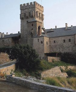 Mount Athos: The Holy Land of Greece