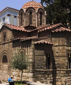 The Byzantine Churches of Athens