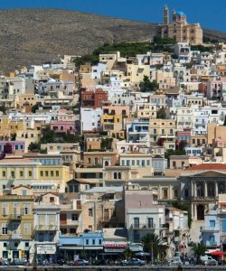 Syros: A patchwork of Catholic and Orthodox sacred devotion