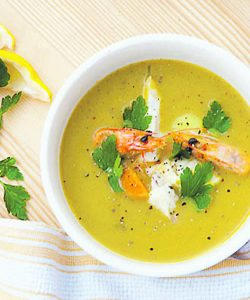 Kakavia (Mediterranean Fish Soup)