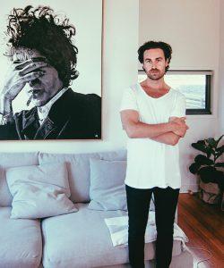 Adoni Astrinakis: Rockin' the Portrait