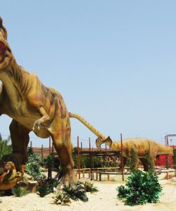 Once Upon a Long Long Time Ago…Dinosauria Park, Crete