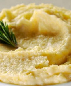 Skordalia, Potato and Garlic Mash