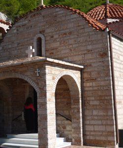 Saint Patapios: A monument of Orthodoxy in Loutraki