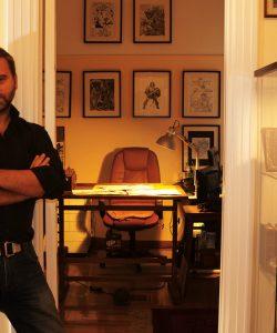 The wonders of artist Dimitris Koskinas