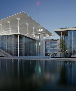 "Stavros Niarchos Foundation Cultural Center (SNFCC) – A true ""miracle"" at the Faliron Delta"