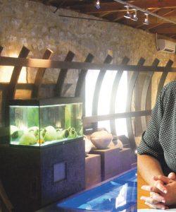 The Ephorate of Underwater Antiquities