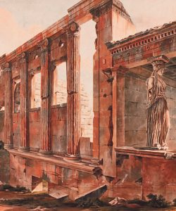 Getty Villa Displays Collection of Spectacular Early 19th Century Illustrations…