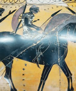Native Greek Horses: from Man- & Fish-eaters to Gaiters