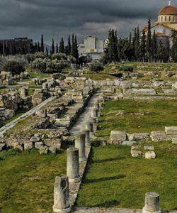 Kerameikos, Today & in Antiquity