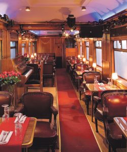 The Railway Carriage Theatre