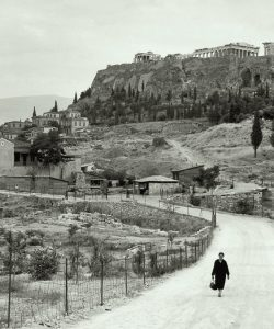 Six Decades of Greece through the Lens of Robert McCabe