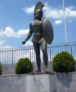 Leonidas: the sacrifice of a king