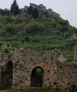 Mystras: the dwelling of the last Emperors