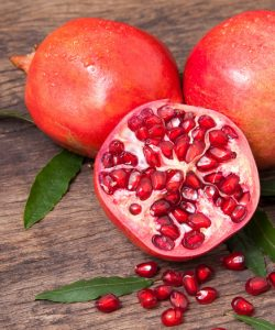 The unique foods of Greece and their health benefits – Pomegranates