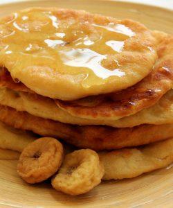 Maniot Pulled Fried Pitas