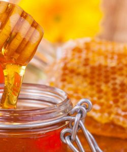 The unique foods  of Greece and their  health benefits: Honey