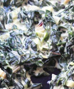 "Chard Puree Original recipe from the book ""The Starvation Recipes"" by Eleni Nikolaidou"