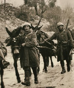 The German invasion of Greece