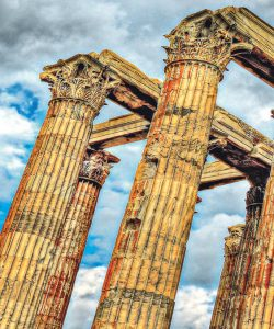Ancient Olympia:  A Panhellenic benchmark
