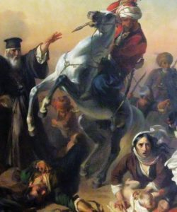 MARCH 25 1821: Freedom or Death