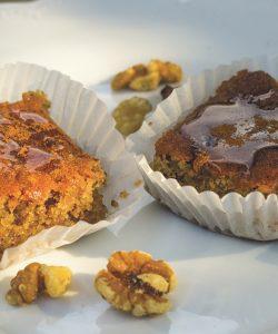 Καρυδόπιτα: Karidopita (Greek Walnut Cake)