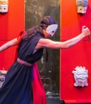 Ancient Greek drama done the novel way