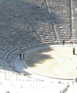 Theatre – the Social  and Culture Cradle  of Ancient Greece