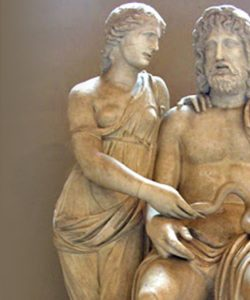 Asclepius and Hygieia