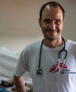 Interview with Christos Christou Doctors Without Borders